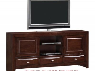 FD 0016C TV STAND N.MERLOT